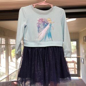 Disney's Frozen Elsa Dress
